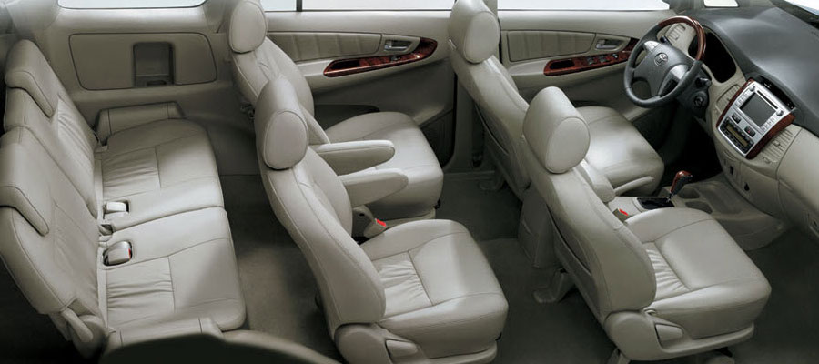 Toyota Innova Car On Rent In Mumbai Amp Thane For Outstation And Local
